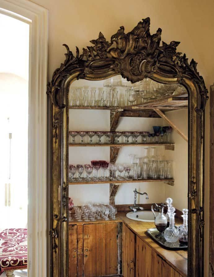 186 Best Giant Fancy Mirrors Images On Pinterest | Mirror Mirror Regarding French Inspired Mirrors (#3 of 30)
