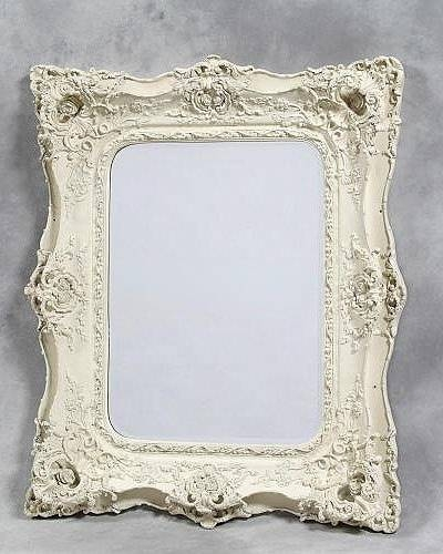 189 Best Shabby Chic Ing Images On Pinterest | Shabby Chic Mirror Regarding Cream Shabby Chic Mirrors (#4 of 30)