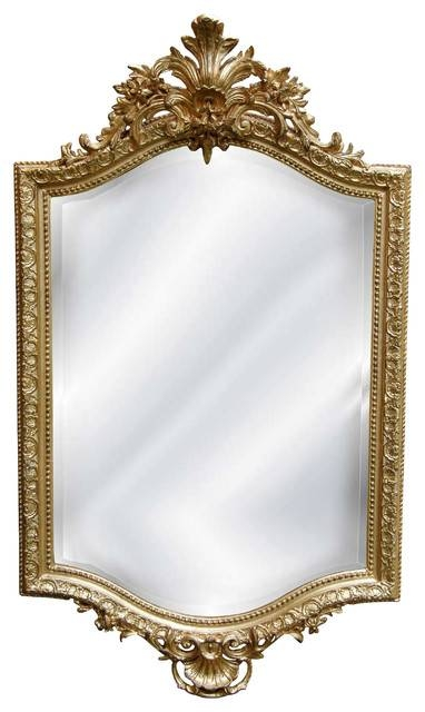 18Th Century French Mirror – Victorian – Wall Mirrors Cpi Regarding Victorian Style Mirrors (View 25 of 30)