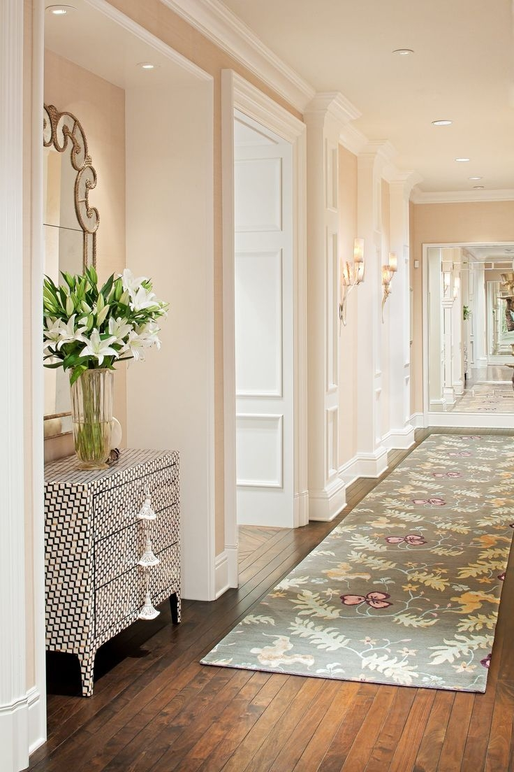 19 Best Flooring Images On Pinterest Narrow Hallways Carpet With Regard To Long Hallway Runners (#2 of 20)