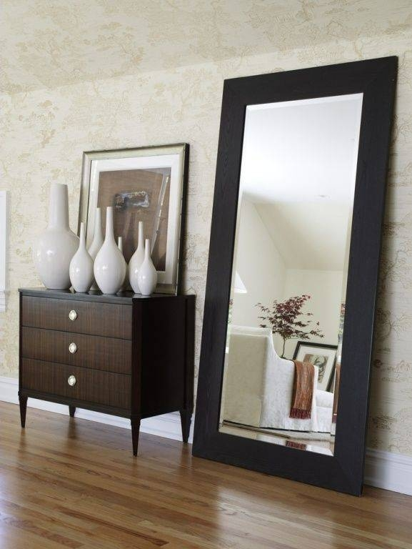 19 Best Large Free Standing Floor Mirror Images On Pinterest With Huge Floor Mirrors (#3 of 30)