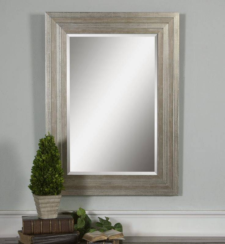 191 Best Mirror Images On Pinterest | Wall Mirrors, Floor Mirrors Pertaining To Distressed Silver Mirrors (#5 of 20)