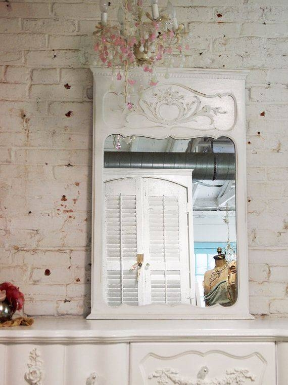 193 Best Diy~Mirrors Images On Pinterest | Mirrors, Diy Mirror And Within White French Mirrors (#2 of 20)