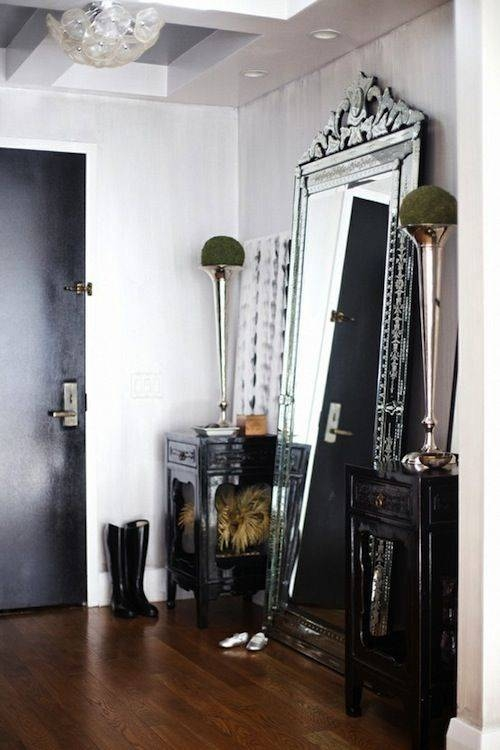 Popular Photo of Full Length Venetian Mirrors