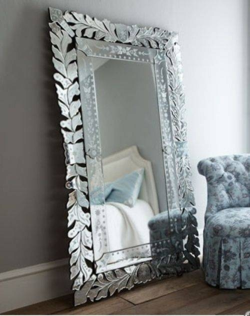 20 Best Crystal Mirrors Images On Pinterest | Mirror Mirror Inside Venetian Floor Mirrors (#3 of 30)