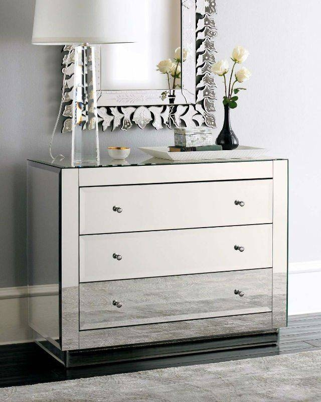 20 Best Crystal Mirrors Images On Pinterest   Mirror Mirror Throughout Wall Mirrors With Crystals (#3 of 20)