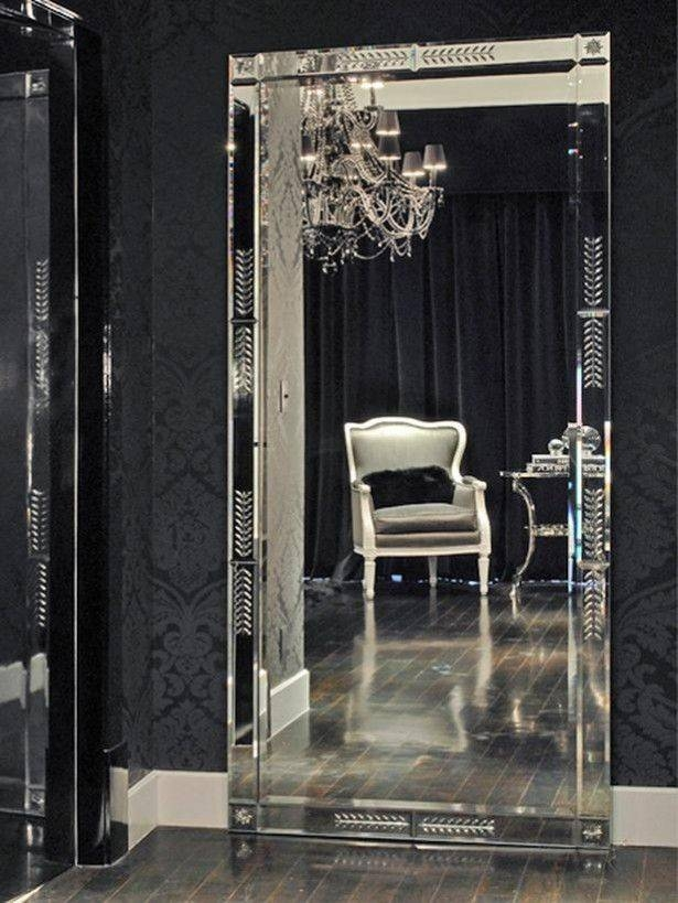 20 Best Crystal Mirrors Images On Pinterest   Mirror Mirror Within Wall Mirrors With Crystals (#4 of 20)