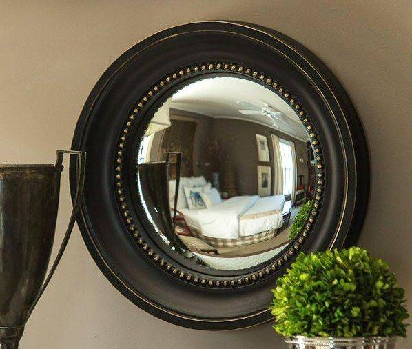 20 Best Mirrors Images On Pinterest | Convex Mirror, Mirror Mirror For Concave Wall Mirrors (#4 of 15)
