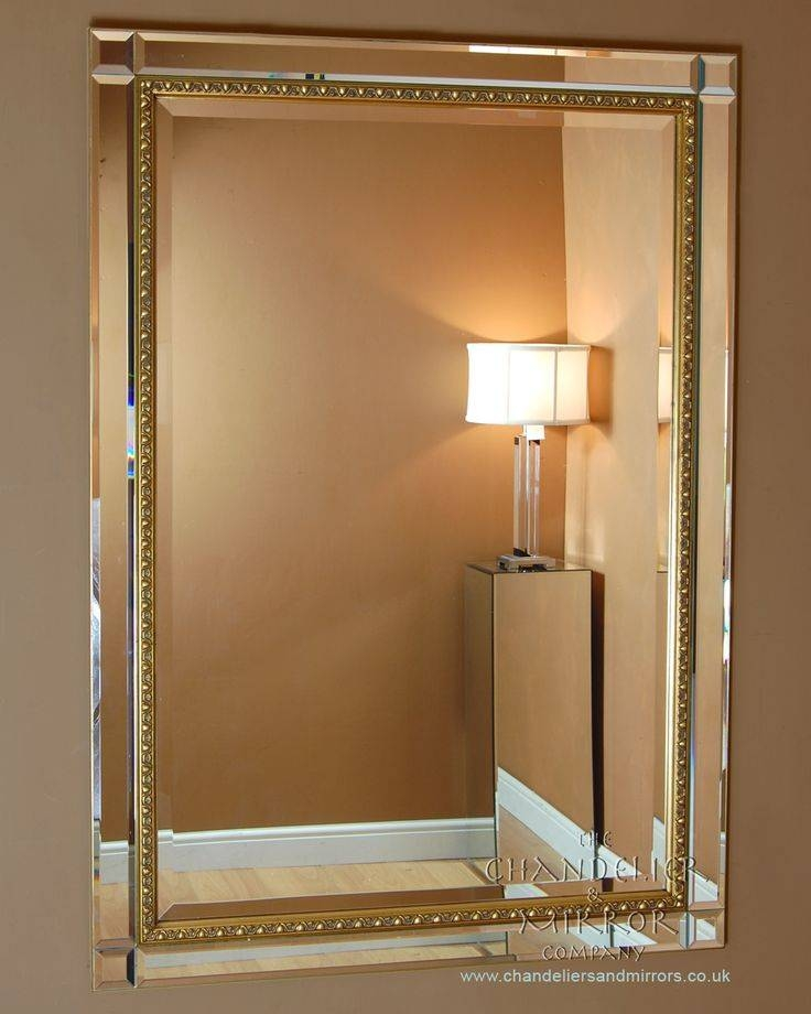 20 Best Mirrors Images On Pinterest | Mirror Mirror, Mirrors And With Regard To Landscape Wall Mirrors (#3 of 30)