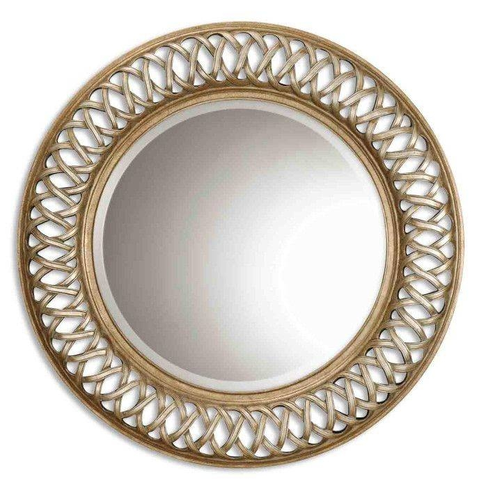 200 Best Uses For Round Mirrors – Shine Mirrors Australia Images Regarding Large Round Gold Mirrors (#6 of 30)