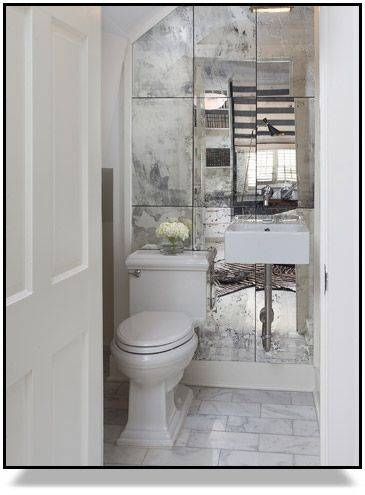201 Best Antique Mirror Images On Pinterest | Amy Howard, Antique Within Antique Mirrors For Bathrooms (View 6 of 20)