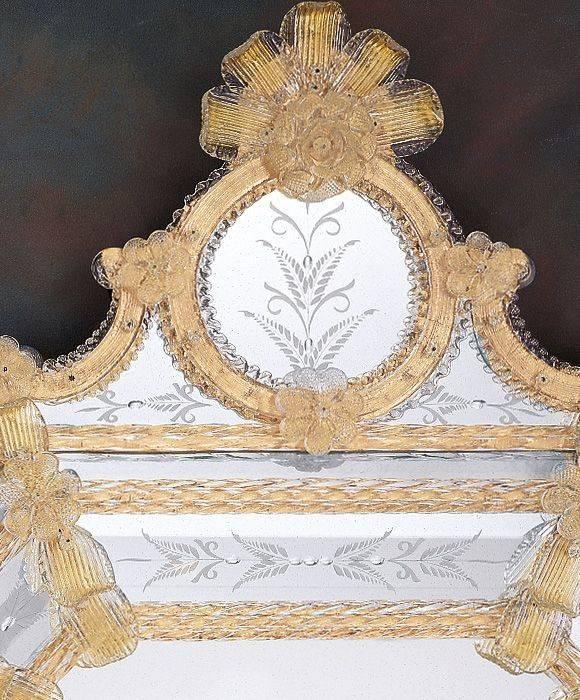 201 Best Venetian Mirrors Images On Pinterest   Venetian Mirrors With Regard To Gold Venetian Mirrors (#1 of 20)