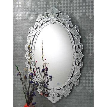 2015 New Dressing Glass Wall Mirror/venetian Mirror Decorative With Regard To Black Venetian Mirrors (#2 of 30)