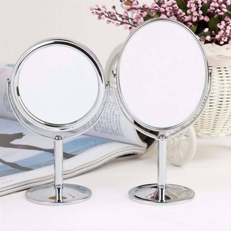 2016 Hot Sale Lady Table Mirror Desk Standing Dresser Cosmetic For Standing Table Mirrors (#1 of 30)