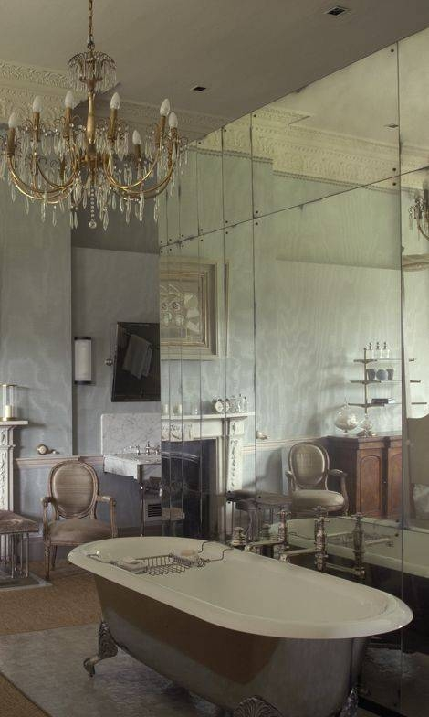 209 Best Mirrors Images On Pinterest | Mirror Mirror, Mirror And With Regard To Antique Round Mirrors For Walls (#4 of 20)