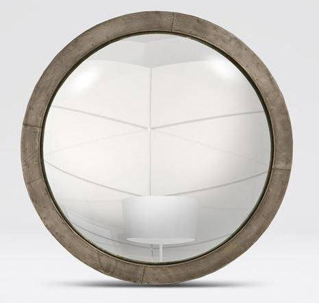 21 Best Framed Mirror Images On Pinterest | Round Mirrors, Wall Intended For Large Round Convex Mirrors (#2 of 30)