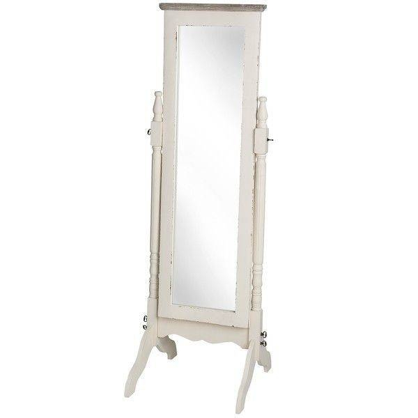 21 Best Full Length & Cheval Mirrors Images On Pinterest | Cheval Within Cream Cheval Mirrors (#2 of 15)