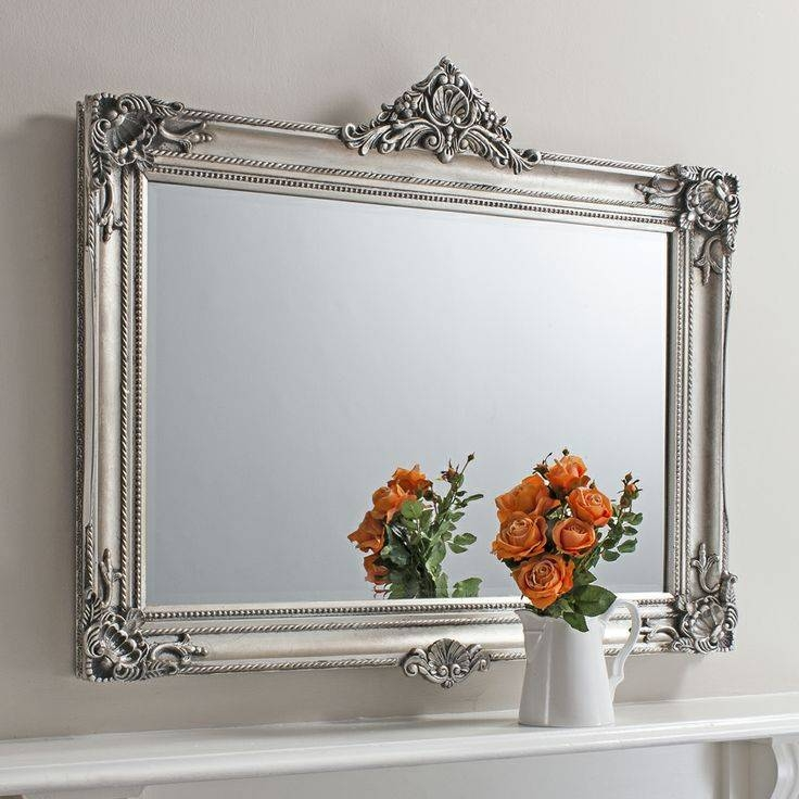 21 Best Mirror Mirror On The Wall Which One Is The Most Within Large Pewter Mirrors (#1 of 20)