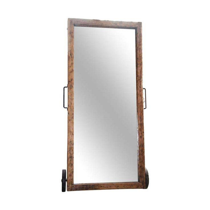Viewing Photos of Wrought Iron Floor Mirrors (Showing 8 of 15 Photos)