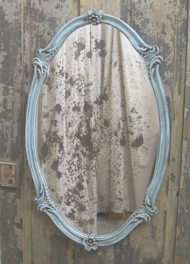 2163 Best Mirrors Images On Pinterest | Mirror Mirror, Mirror And In Old Looking Mirrors (View 14 of 15)