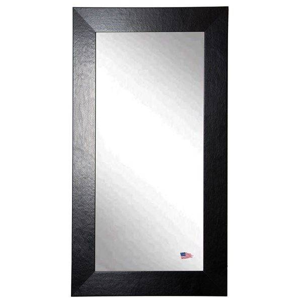 22 Best Classic Usa Black Mirrors Images On Pinterest | Wall In Black Leather Framed Mirrors (#3 of 30)
