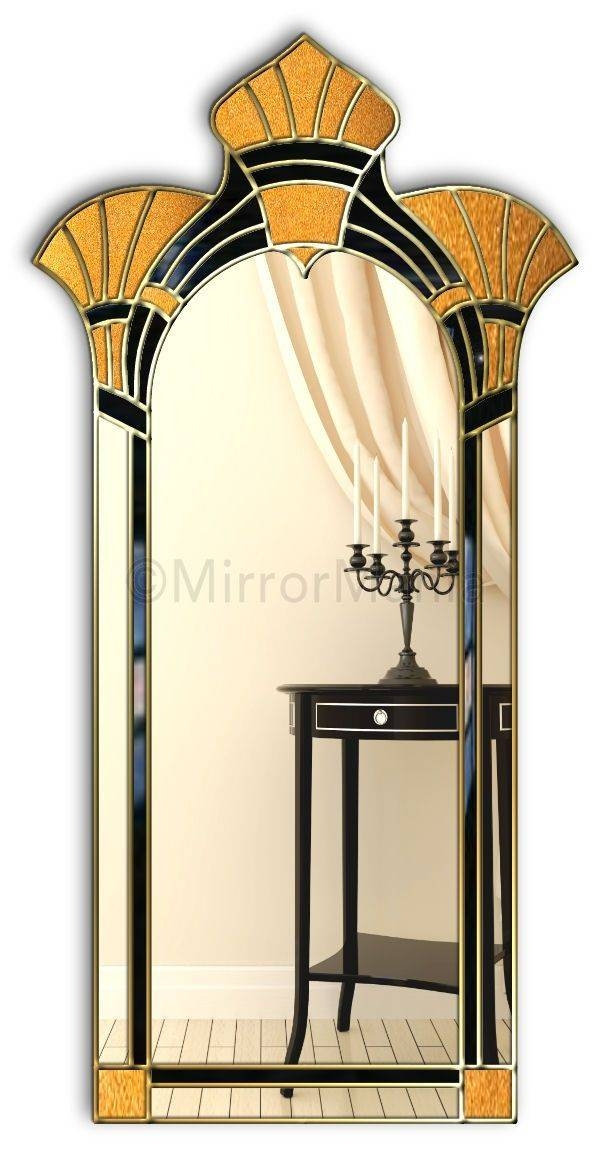 225 Best Rectangle Mirrors Images On Pinterest | Art Deco Mirror For Original Art Deco Mirrors (#2 of 20)