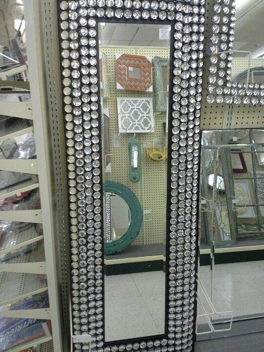 Popular Photo of Bling Floor Mirrors