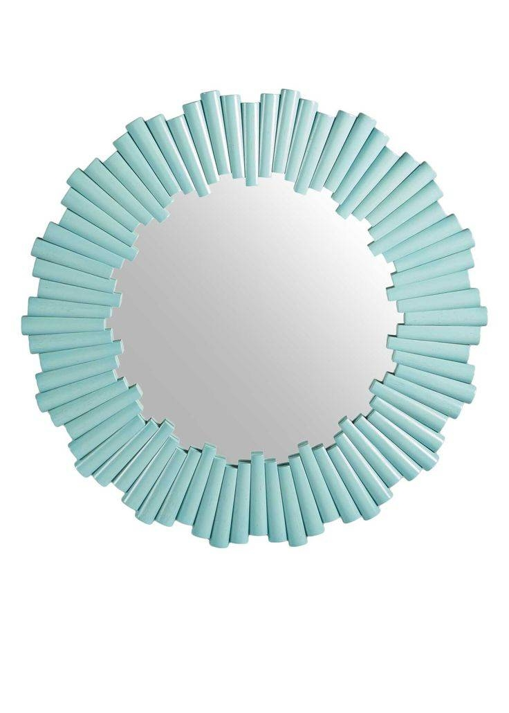 Inspiration about 23 Best Mirrors Images On Pinterest | Round Mirrors, Mirrors And Inside Designer Round Mirrors (#20 of 20)