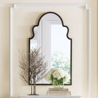 23 Best Powder Room Mirror Images On Pinterest | Mirror Mirror With Arched Bathroom Mirrors (#1 of 20)