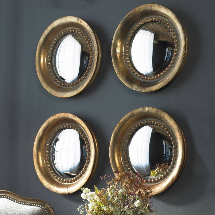 23 Best Round Convex Mirrors Images On Pinterest | Convex Mirror Intended For Round Convex Wall Mirrors (#3 of 30)