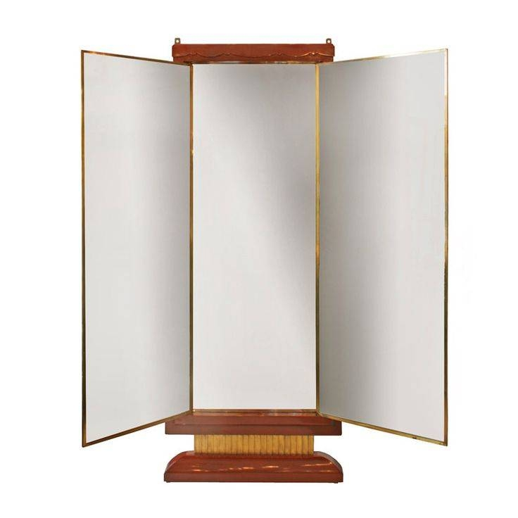 231 Best Art Deco Mirrors Images On Pinterest | Art Deco Mirror For Art Deco Full Length Mirrors (View 13 of 20)