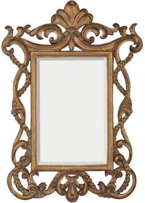 234 Best Mirrors Images On Pinterest | Mirror Mirror, Wall Mirrors Pertaining To Antique Ornate Mirrors (#1 of 20)