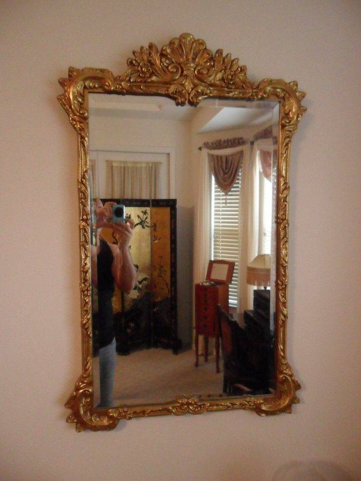 239 Best Reflections In The Mirror Images On Pinterest | Mirror With Gold Gilt Mirrors (#5 of 20)