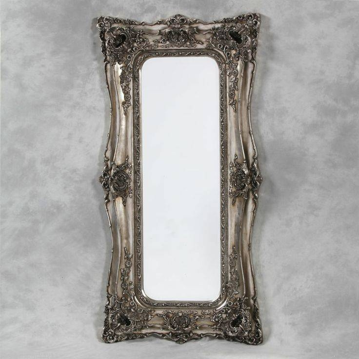 24 Best Glebe Decorative Home Images On Pinterest | Shabby Chic Intended  For Silver Long Mirrors