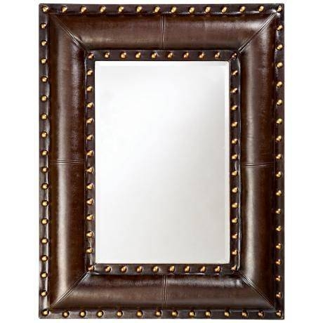 24 Best Home Ideas – Mirrors Images On Pinterest | Wall Mirrors Throughout Wall Leather Mirrors (#2 of 30)