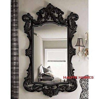24 Best Mirrors Images On Pinterest | Mirror Mirror, Wall Mirrors Inside Large Black Vintage Mirrors (#5 of 30)