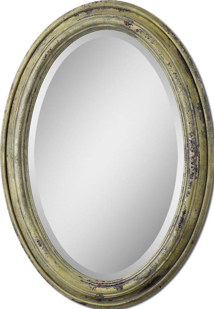 25 Best Art, Mirrors And Other Things Our Walls Love Images On Intended For Oval Mirrors For Walls (View 16 of 20)