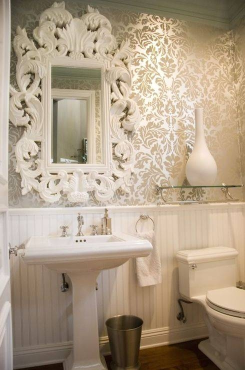 Inspiration about 25+ Best Baroque Mirror Ideas On Pinterest | Modern Baroque For Large Ornate White Mirrors (#20 of 20)