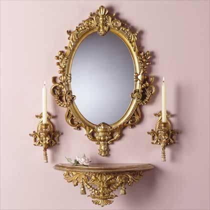 25+ Best Baroque Mirror Ideas On Pinterest | Modern Baroque Intended For Gold Baroque Mirrors (#10 of 30)