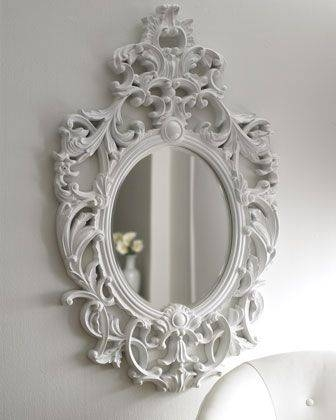 25+ Best Baroque Mirror Ideas On Pinterest | Modern Baroque Pertaining To White Baroque Mirrors (#3 of 20)