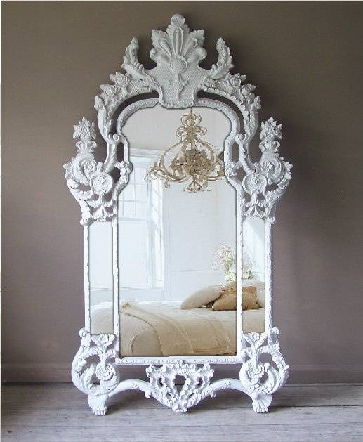 25+ Best Baroque Mirror Ideas On Pinterest | Modern Baroque With Large White Rococo Mirrors (#3 of 30)