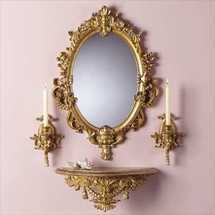 25+ Best Baroque Mirror Ideas On Pinterest | Modern Baroque With Regard To Old Style Mirrors (#1 of 20)