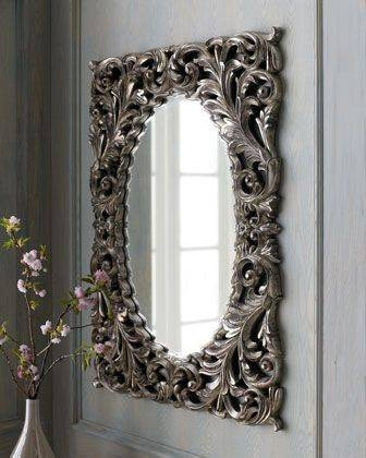 25+ Best Baroque Mirror Ideas On Pinterest | Modern Baroque With Regard To Silver Baroque Mirrors (View 22 of 30)