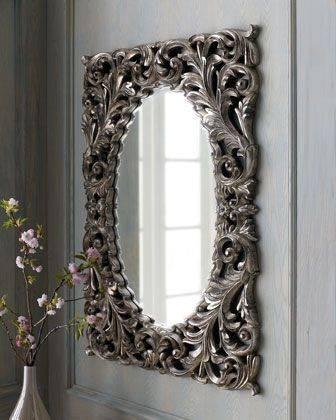 25+ Best Baroque Mirror Ideas On Pinterest | Modern Baroque With Regard To Silver Baroque Mirrors (#4 of 30)