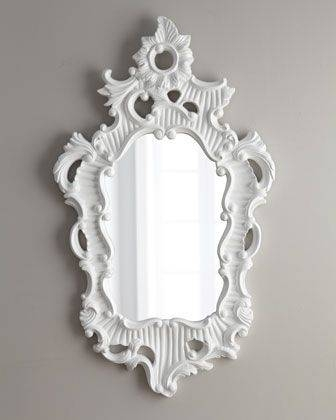 Inspiration about 25+ Best Baroque Mirror Ideas On Pinterest | Modern Baroque With Regard To White Baroque Mirrors (#1 of 20)