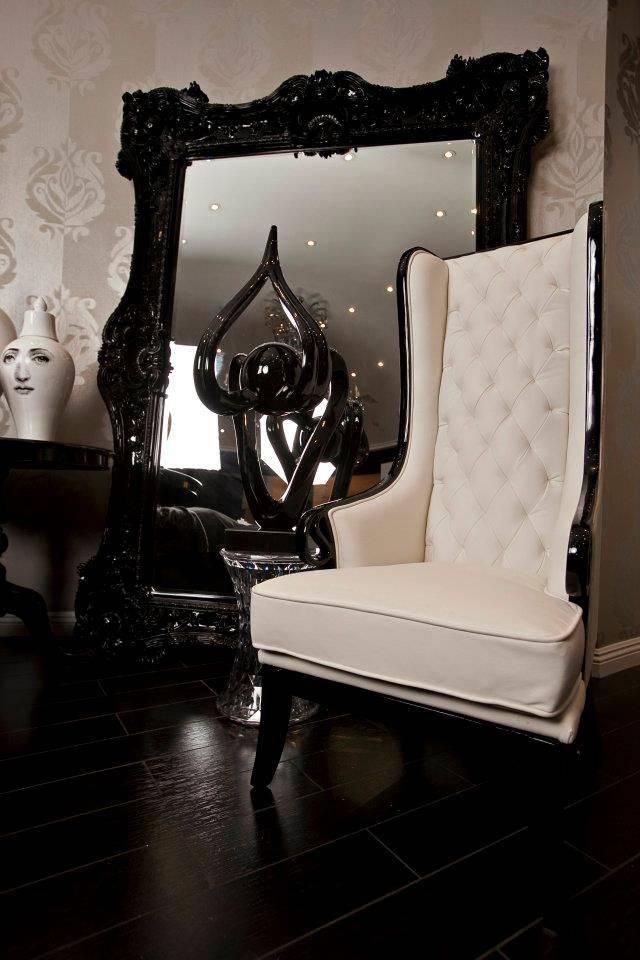 25+ Best Baroque Mirror Ideas On Pinterest | Modern Baroque Within Baroque Black Mirrors (#4 of 20)