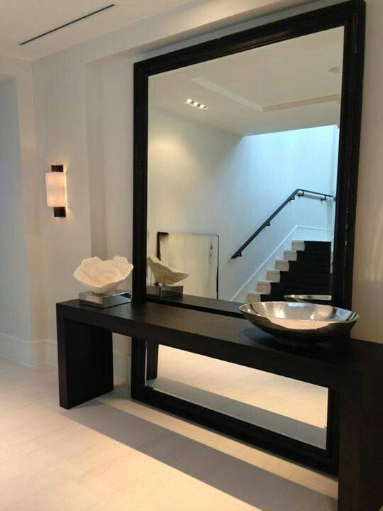 25+ Best Contemporary Mirrors Ideas On Pinterest | Contemporary Throughout Large Contemporary Mirrors (#1 of 30)