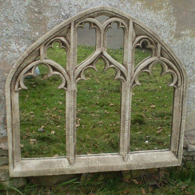 25 Best Стиль Готика Images On Pinterest | Gothic Garden, Garden With Gothic Garden Mirrors (#4 of 30)
