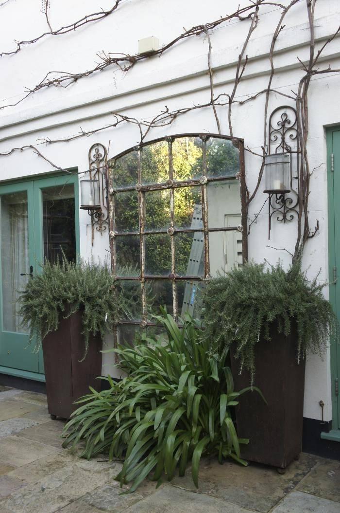 25+ Best Garden Mirrors Ideas On Pinterest   Outdoor Mirror, Small In Metal Garden Mirrors (#2 of 30)