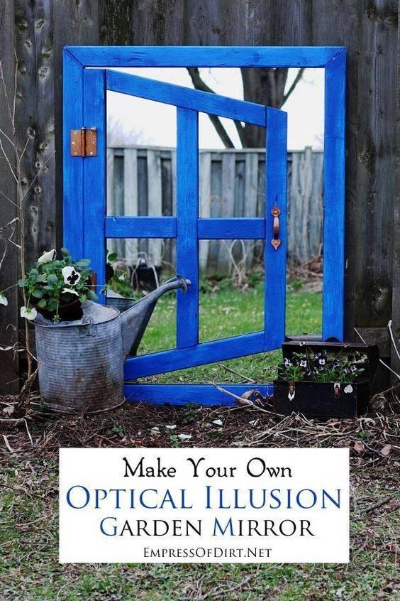 25+ Best Garden Mirrors Ideas On Pinterest   Outdoor Mirror, Small Pertaining To Large Garden Mirrors (#7 of 30)